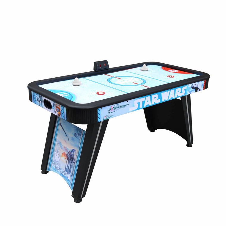 Hathaway Star Wars™ Battle of Hoth 5-Foot Air Hockey Table