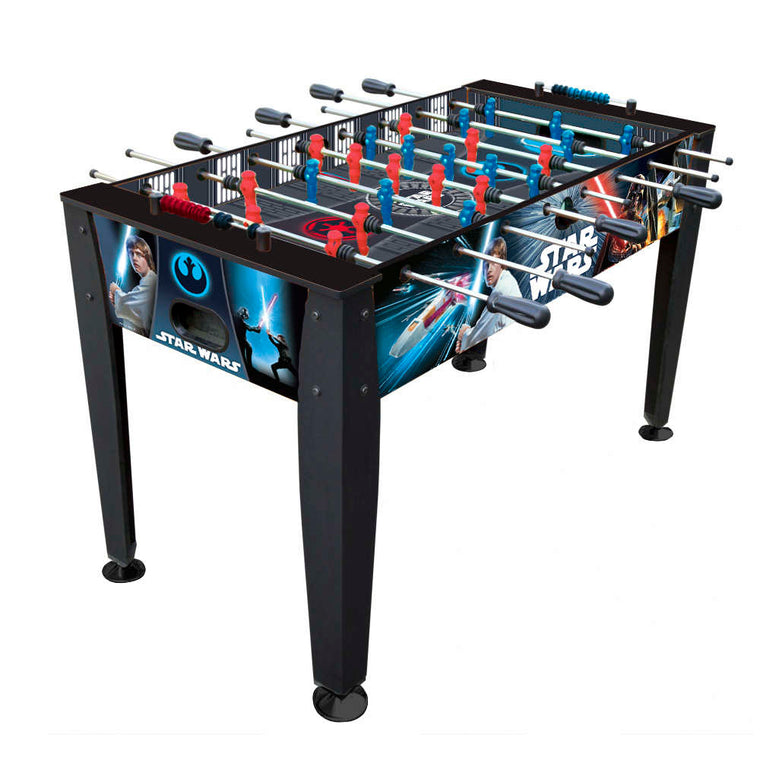 Hathaway Star Wars™ Lightsaber Duel 54-in Foosball Table