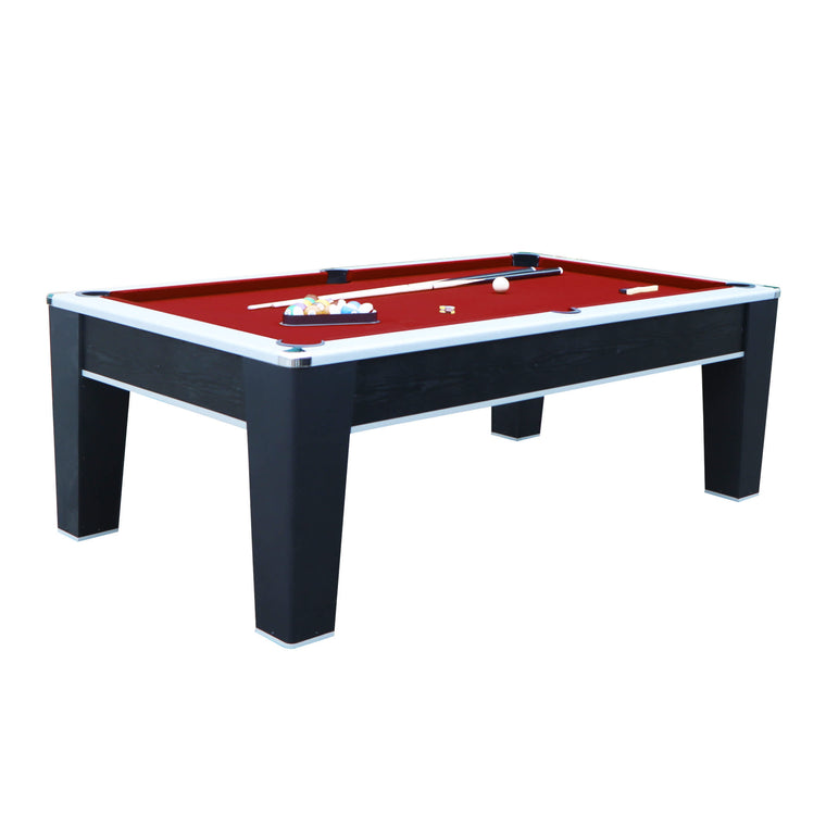 Hathaway Mirage 7.5-ft Pool Table - Black