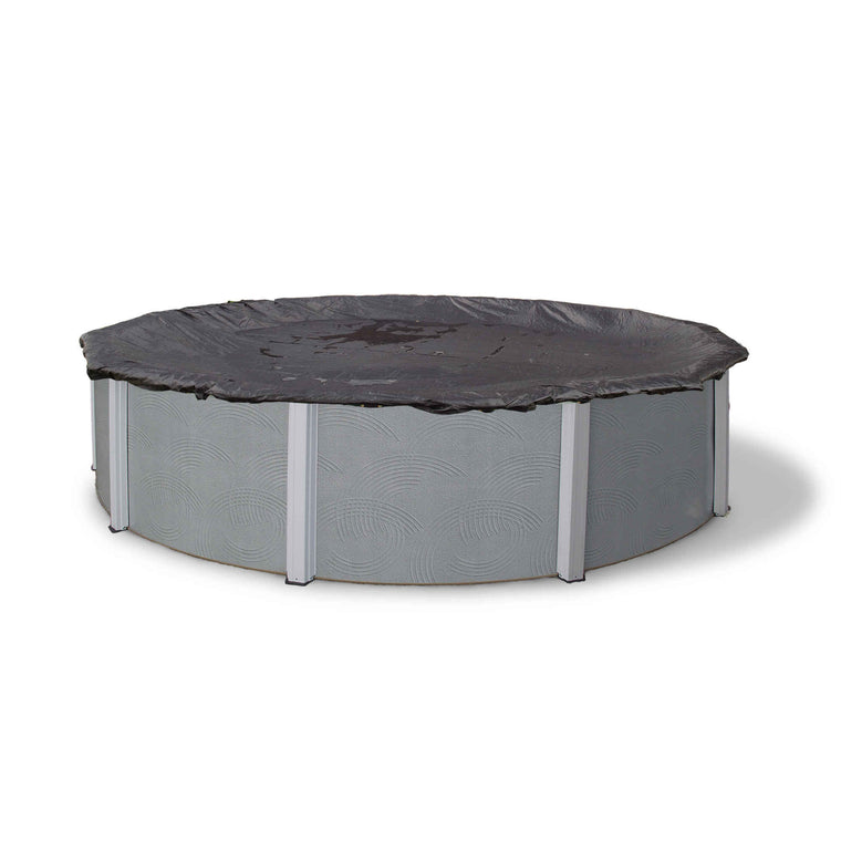 Arctic Armor Winter Cover for Pools - Rugged Mesh Above-Ground Round
