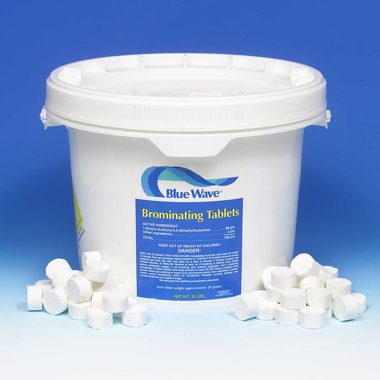 Blue Wave Brominating Tablets - 50-lbs