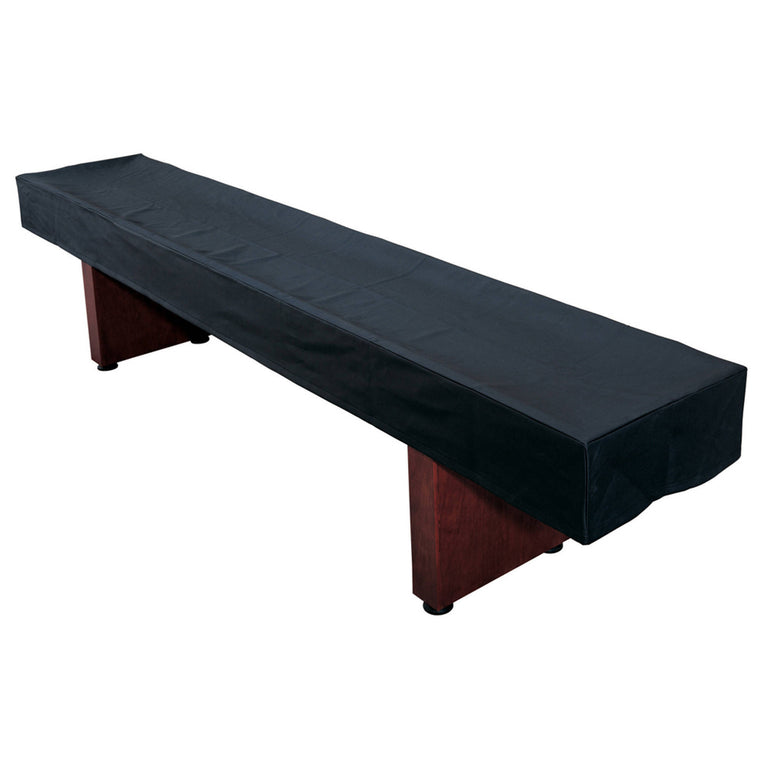 Hathaway Black Shuffleboard Table Cover