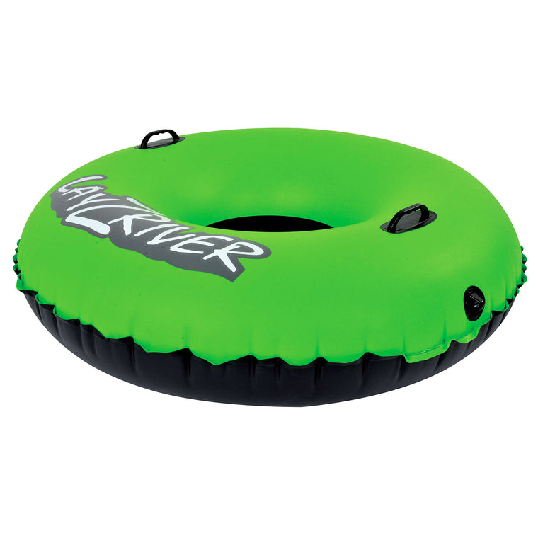 Blue Wave Sports LayZRiver Inflatable Swim River Float Tube | 47-in