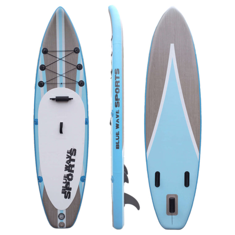 Blue Wave Sports Big Sur 10.5-ft Inflatable Stand-Up Paddle Board Kit