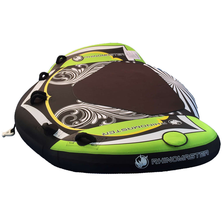 RhinoMaster Tough Inflatable Towable for 3 People | Seadragon Three