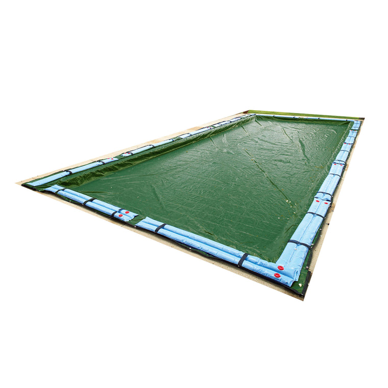 Rectangular In Ground Pool Winter Cover