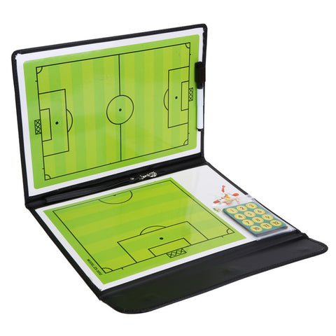 Magnetic Easy Wipe Football Tactics Board + Pen & Player set