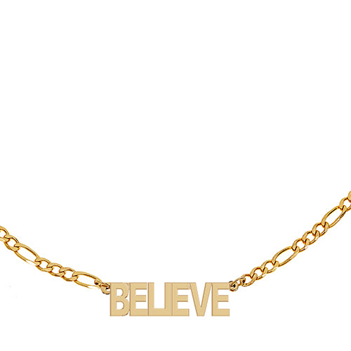 Figaro Believe Necklace - EPFIG7