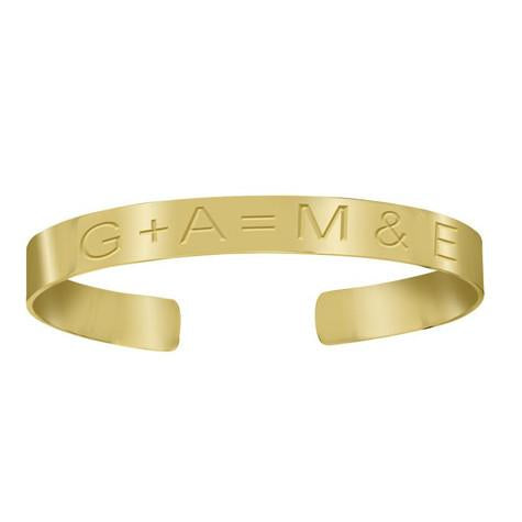 Personalized Bangle - MSBANG