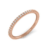 Skinny Diamond Eternity Ring - R3935