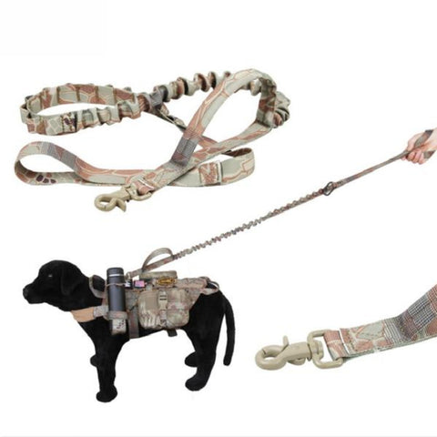 Heavy Duty Military Tactical Leash