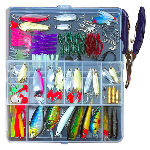 Master Fishing Lures Kit /132 pcs