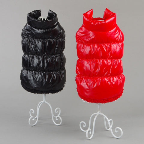 Dog Clothes Winter Warm