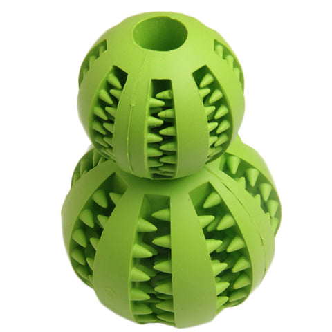 dog ball chew toy