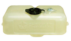 1967 Dodge Coronet Washer Bottle With screws and cap Electric Yellow