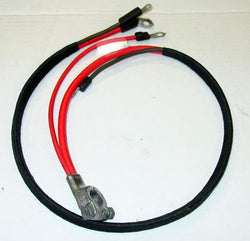 1972 Plymouth Satellite Positive Battery Cable Small Block