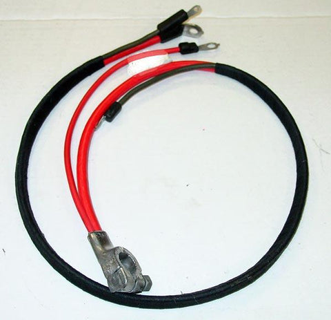 1972 Plymouth Roadrunner Positive Battery Cable Small Block