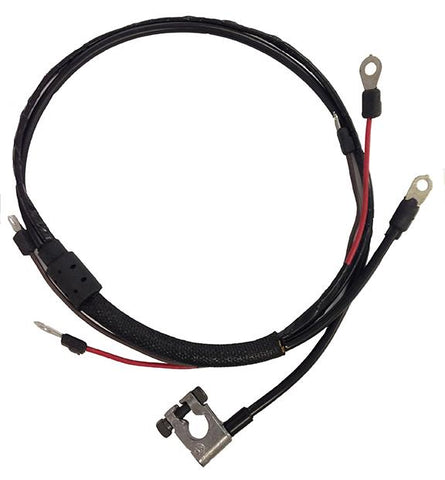 1962 Plymouth Belvedere Positive Battery Cable