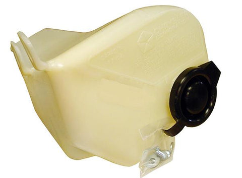 1971 Plymouth Roadrunner Washer Bottle With screws and cap Electric Yellow
