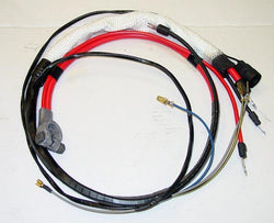 1966 Dodge Charger Positive Hemi Battery Cable Manual Transmission
