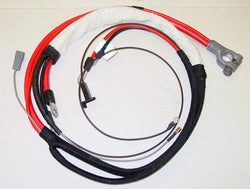 1967 Plymouth Satellite Positive Hemi Battery Cable A/T w/1 prong neutral saftey switch