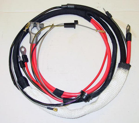 1970 Plymouth Roadrunner Positive Hemi Battery Cable Automatic Transmission