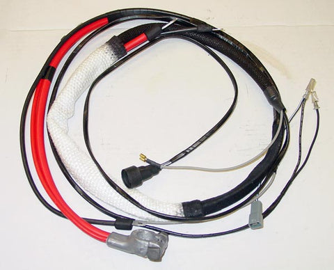 1971 Plymouth GTX Positive Hemi Battery Cable Manual Transmission