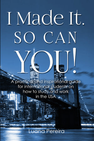 BOOK: I MADE IT. SO CAN YOU!