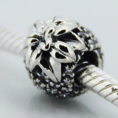 Sterling Silver Pineapple Charm - Ollamy