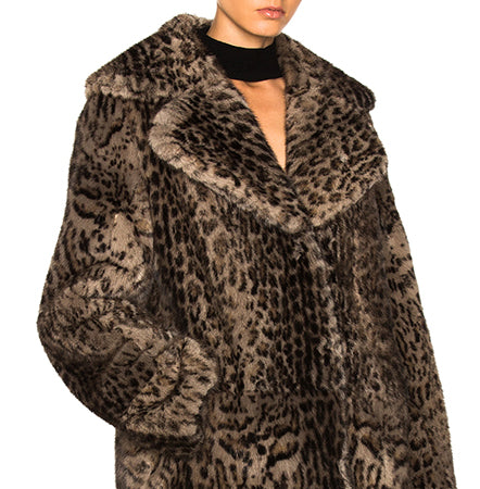 Ladies Real Fur Coats