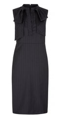 Ladonna Pinstripe Dress