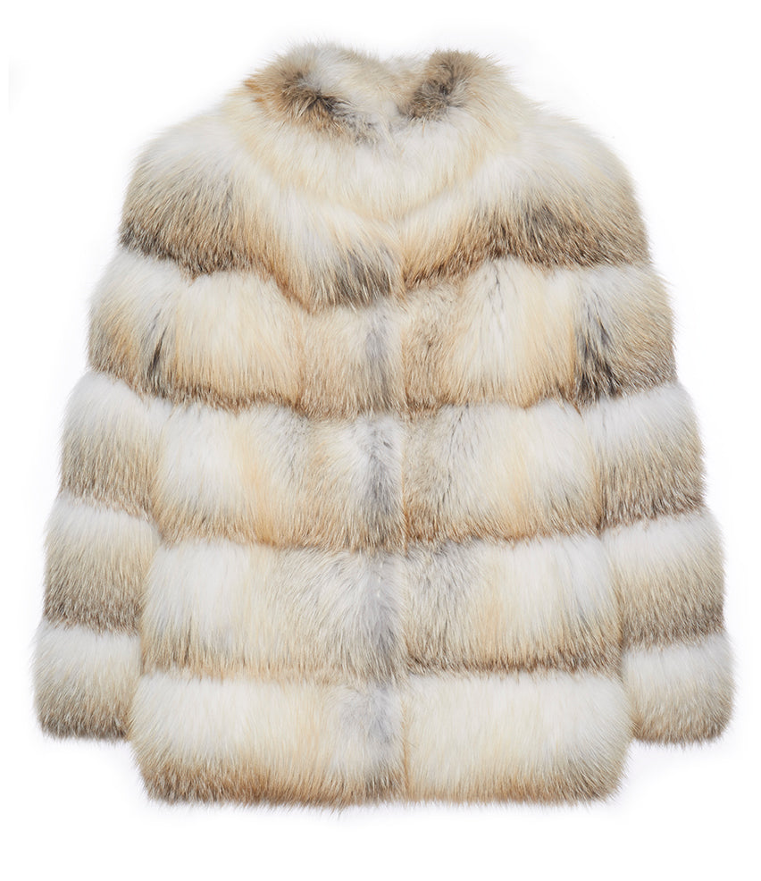 Olga Fox Fur Jacket