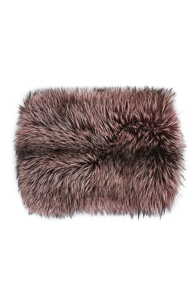fox fur cowl Acqua Di Rose Fox 1