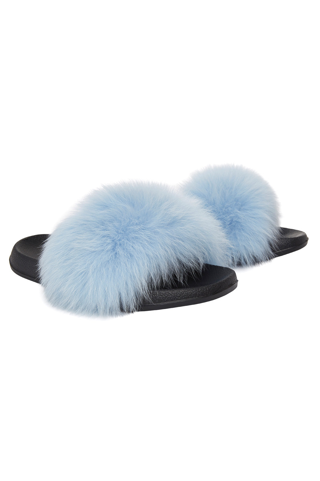 Fox Fur Sliders Astrale