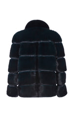 Elena Mink Fur Jacket