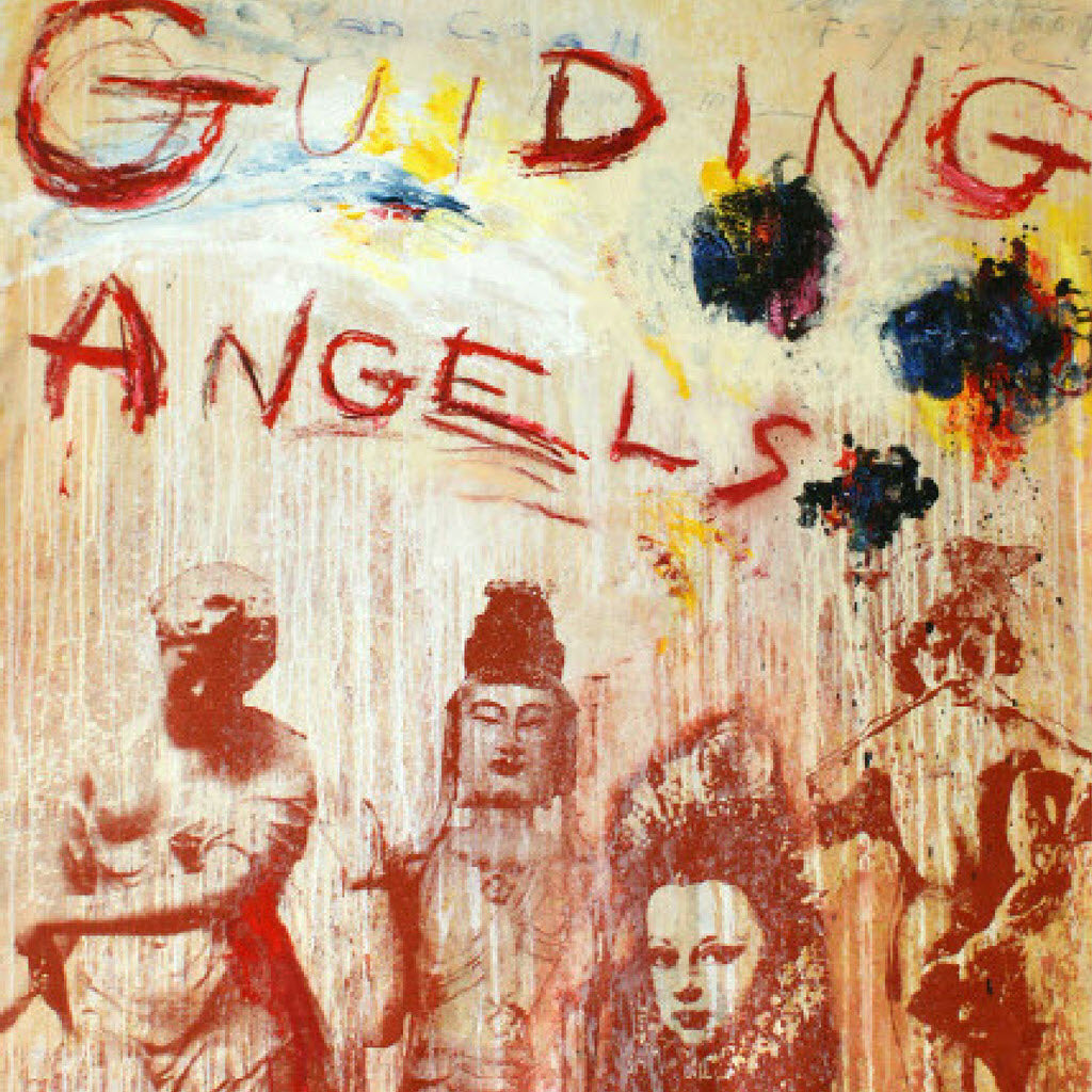 Walter Knabe Artwork Guiding Angels Original Painting