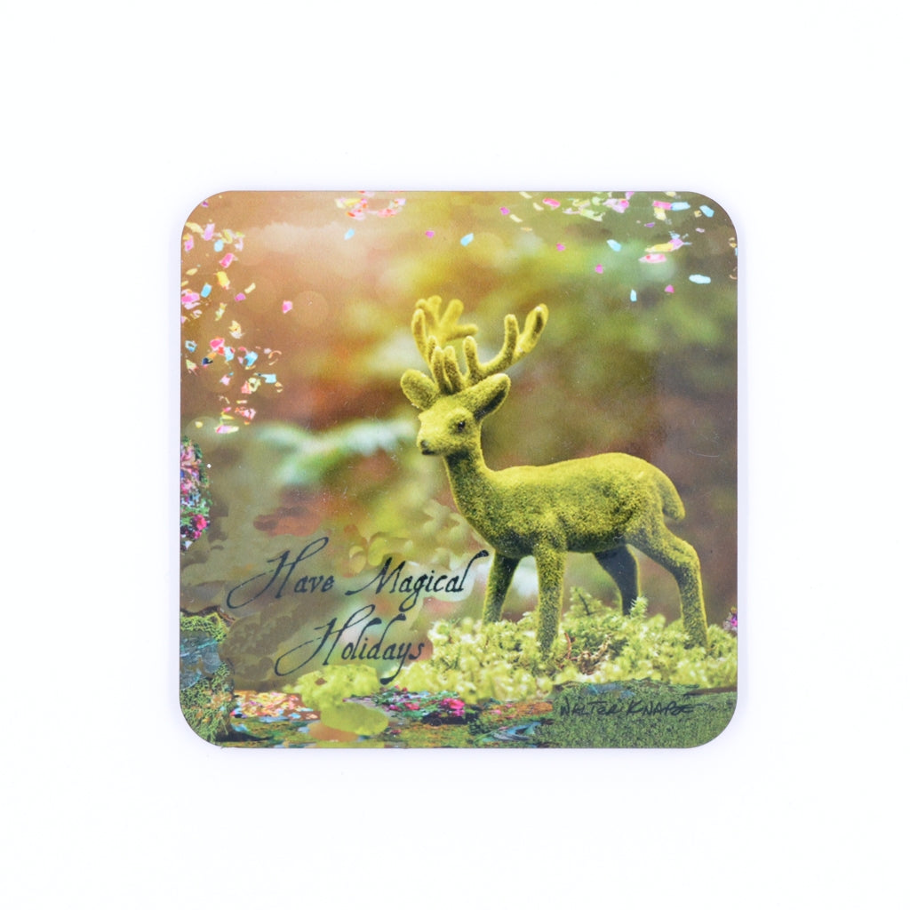 Walter Knabe Coaster Set Magical Holidays