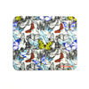 Walter Knabe Mouse Pad Butterfly Garden