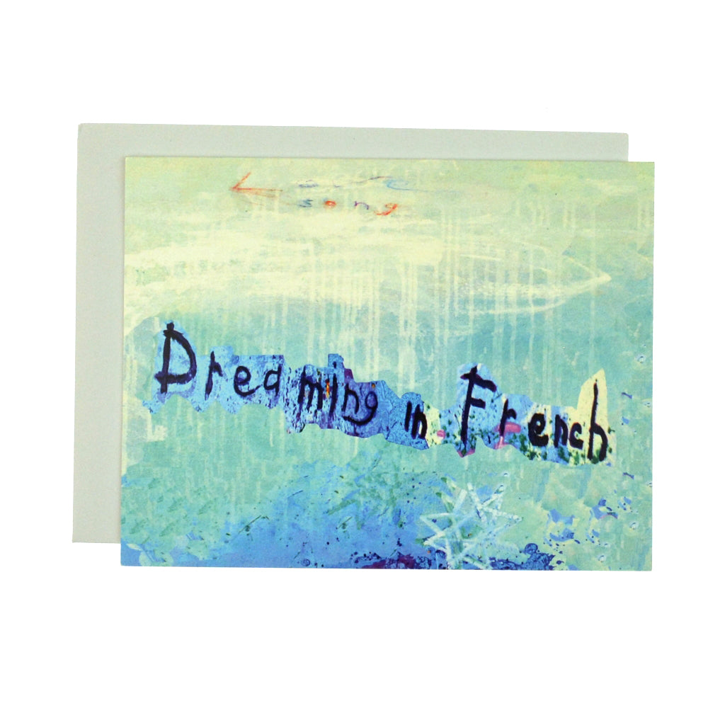 Walter Knabe Notecard Set Dreaming in French