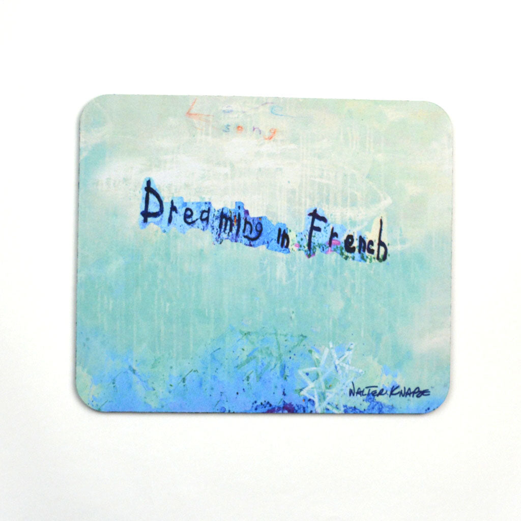 Walter Knabe Mouse Pad Dreaming In French
