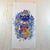 Walter Knabe Beach Towel Foo Dog