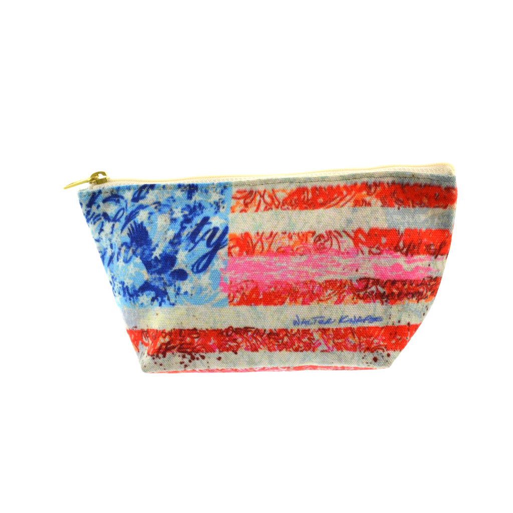 Walter Knabe Pouch Flag