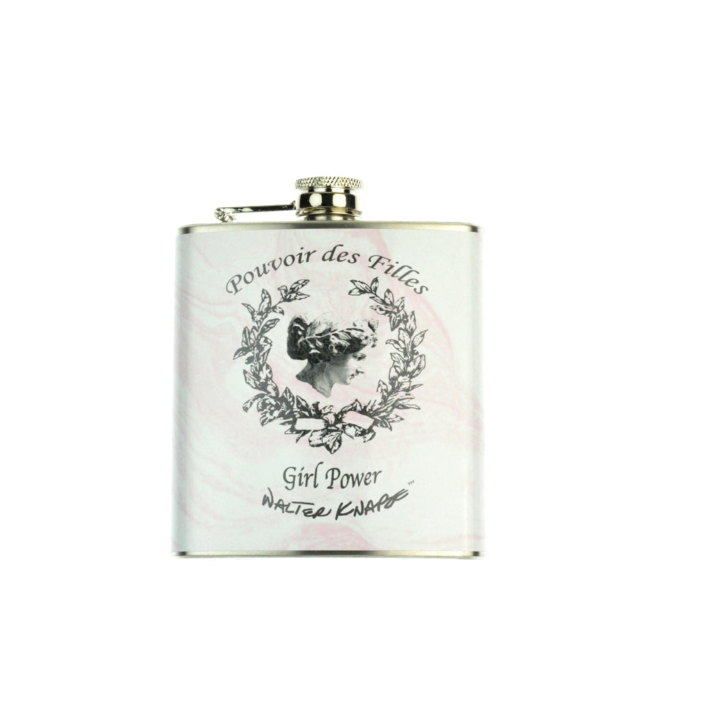 Walter Knabe Flask GIRL POWER