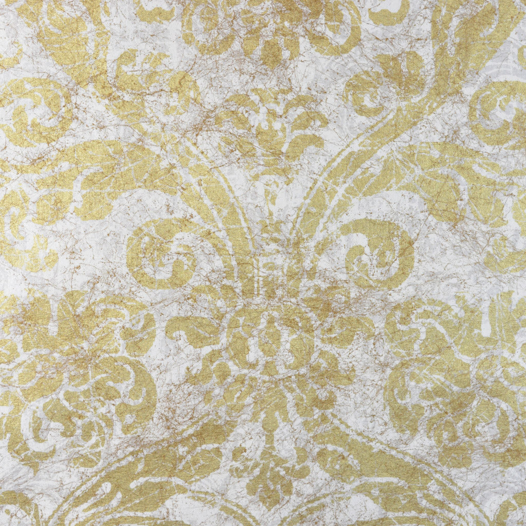 Walter Knabe Cathedral Crackle Hand Printed Wall Covering