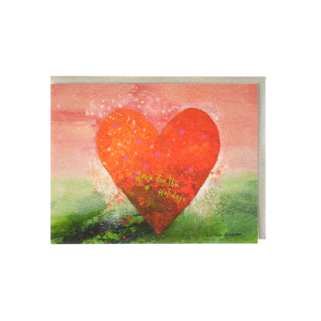 Walter Knabe Holiday Notecard Set Love For The Holidays