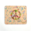 Walter Knabe Mouse Pad Floral Peace