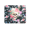 Walter Knabe Mouse Pad Skull Floral