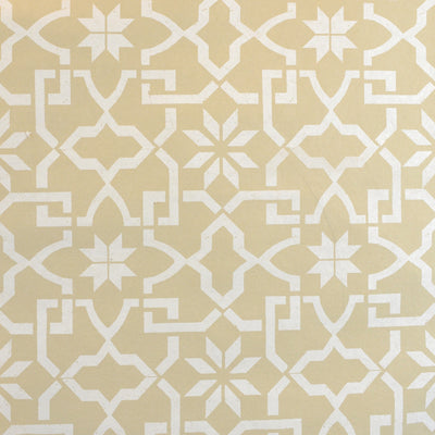 Walter Knabe Small Agean Hand Printed Wall Covering