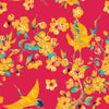 Walter Knabe Cherry Blossom Machine Printed Fabric
