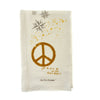 Walter Knabe Tea Towel Peace For The Holidays